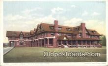 dep001930 - The Bistonte, Hutchinson, KS, Kansas, USA Depot Postcard, Railroad Post Card