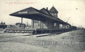 C M & St Paul Depot