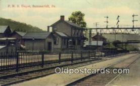 PRR Depot