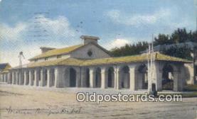 dep002077 - Northern Pacific Depot, Sacramento, CA, California, USA Depot Postcard, Railroad Post Card