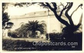 dep002087 - SP Depot, Oakland, CA, California, USA Depot Postcard, Railroad Post Card