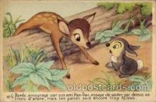 dis000004 - Disney Postcard Post Card