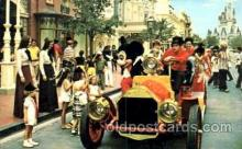 dis001025 - Mickey Mouse, Disney Postcard Post Card