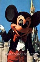 dis001029 - Mickey Mouse, Disney Postcard Post Card
