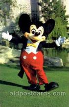 dis001032 - Mickey Mouse, Disney Postcard Post Card