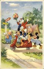 dis001042 - Disney Postcard Post Card