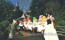 dis001070 - Disney Postcard Post Card