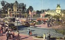 dis001097 - Native Chant Disney Land, World, Postcard Post Card