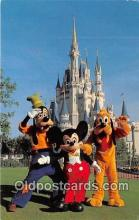 dis001128 - Mickey Mouse Walt Disney World, FL, USA Postcard Post Card