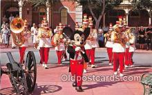 dis001129 - Mickey Mouse & Disneyland Band Magic Kingdom, Walt Disney World, USA Postcard Post Card