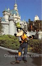 dis001133 - Goofy Disneyland, Anaheim, CA, USA Postcard Post Card