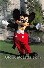 dis001145 - Mickey Mouse Walt Disney World, FL, USA Postcard Post Card