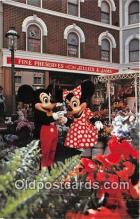dis001160 - Flower of His Eye, Mickey, Minnie Disneyland, Anaheim, CA, USA Postcard Post Card