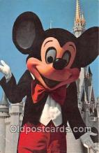 dis001172 - Mickey Mouse Walt Disney World, FL, USA Postcard Post Card