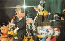dis001188 - Mickey Mouse Revue Walt Disney World, FL, USA Postcard Post Card