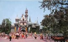 dis001205 - Sleeping Beauty Castle Disneyland, Anaheim, CA, USA Postcard Post Card