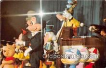 dis001207 - Mickey Mouse Revue Walt Disney World, FL, USA Postcard Post Card