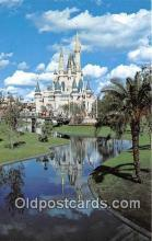 dis001231 - Cinderella Castle Walt Disney World, FL, USA Postcard Post Card