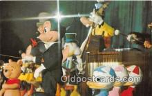 dis001232 - Mickey Mouse Revue Walt Disney World, FL, USA Postcard Post Card