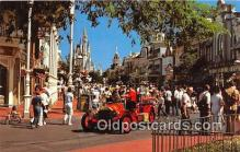 dis001234 - Main Street Memories Walt Disney World, FL, USA Postcard Post Card