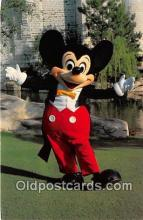 dis001239 - Mickey Mouse Walt Disney World, FL, USA Postcard Post Card
