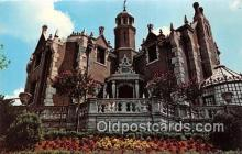 dis001244 - Haunted Mansion Walt Disney World, FL, USA Postcard Post Card