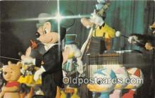 dis001253 - Mickey Mouse Revue  Postcard Post Card