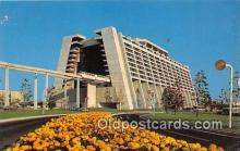 dis001257 - Contemporary Resort Walt Disney World, FL, USA Postcard Post Card