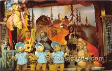 dis001258 - Country Bear Jamboree Walt Disney World, FL, USA Postcard Post Card