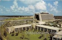 dis001259 - Contemporary Resort Walt Disney World, FL, USA Postcard Post Card