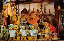 dis001266 - Country Bear Jamboree Walt Disney World, FL, USA Postcard Post Card