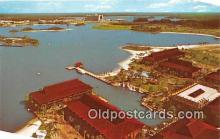 dis001283 - Polynesian Village Walt Disney World, FL, USA Postcard Post Card
