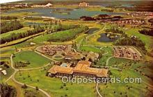 dis001284 - World of Golf Awaits You Walt Disney World, FL, USA Postcard Post Card