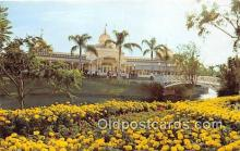 dis001285 - Crystal Palace Restaurant Walt Disney World, FL, USA Postcard Post Card
