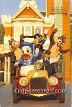 dis001286 - Police Chief Goofy Walt Disney World, FL, USA Postcard Post Card