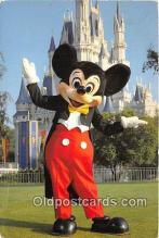 dis001289 - Mickey Mouse Walt Disney World, FL, USA Postcard Post Card