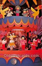 dis001293 - It's A Small World Walt Disney World, FL, USA Postcard Post Card