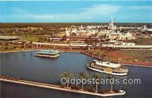 dis001295 - Magic Kingdom Walt Disney World, FL, USA Postcard Post Card