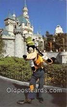 Bashful Goofy