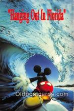 dis001310 - Mickey Mouse Florida, USA Postcard Post Card