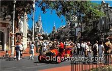 dis001320 - Main Street Memories Walt Disney World, FL, USA Postcard Post Card