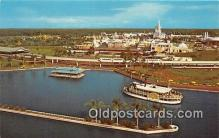 dis001322 - Magic Kingdom Walt Disney World, FL, USA Postcard Post Card
