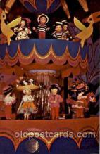 dis100014 - A small world Disney Postcard Post Card