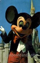 dis100015 - Mickey mouse Disney Postcard Post Card