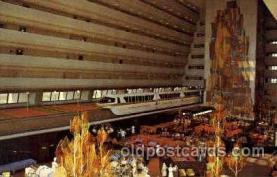 dis100021 - Contemporary resort Disney Postcard Post Card
