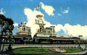 dis100028 - The walt disney world Disney Postcard Post Card