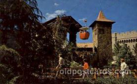 dis100033 - Magic kingdom Disney Postcard Post Card