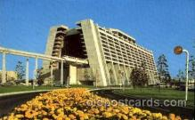 dis100050 - Contemporary resort Disney Postcard Post Card