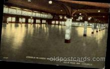 dnc001004 - Euclid Beach Park, Cleveland, Ohio, USA Ballroom Dancing Postcard Post Card