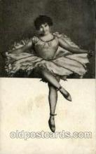 dnc001027 - Dance, Dancing Postcard Post Card